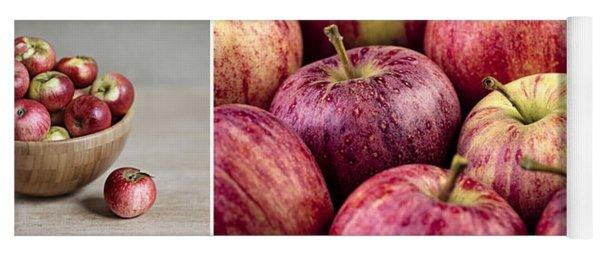 Apples 02 Yoga Mat
