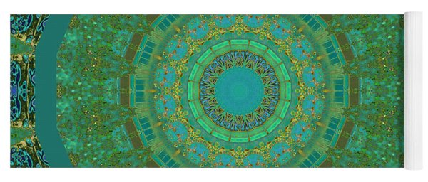 Aqua House 5  Yoga Mat
