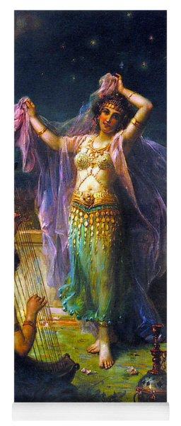 Arabian Nights Yoga Mat
