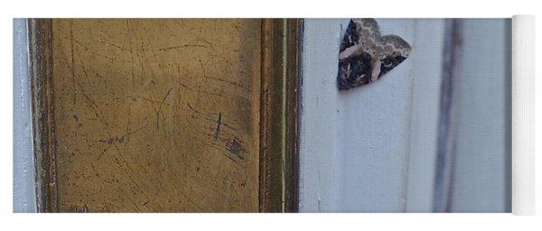 Arrowhead Doorbell Moth Yoga Mat