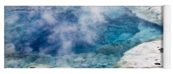 Artemisia Geyser Yoga Mat