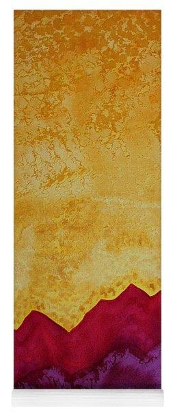 Ascension Original Painting Yoga Mat