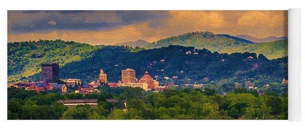 Asheville North Carolina Yoga Mat