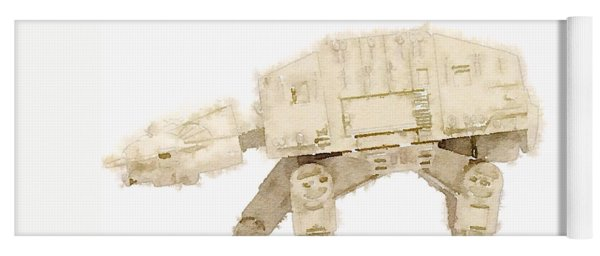 At-at All Terrain Armored Transport Yoga Mat