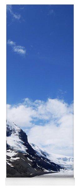 Athabascar Glacier Yoga Mat