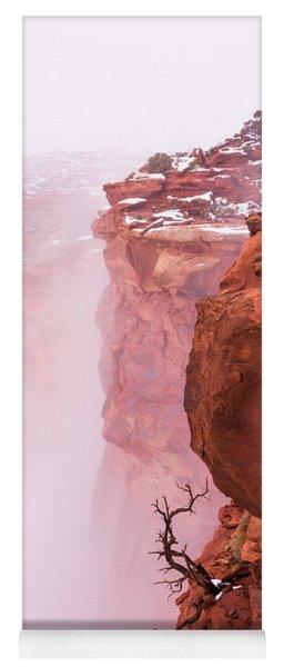 Atop Canyonlands Yoga Mat