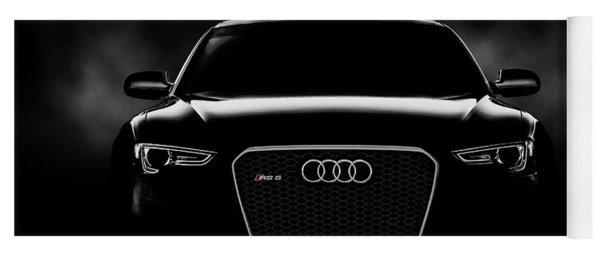 Audi Rs5 Yoga Mat