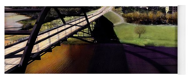 Austin 360 Bridge Yoga Mat