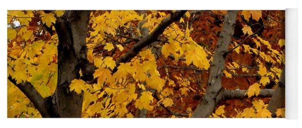 Autumn Moods 21 Yoga Mat