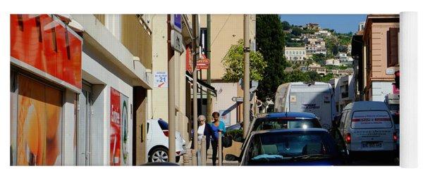 Avenue De La Liberte Yoga Mat