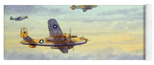 B-25 Mitchell Yoga Mat