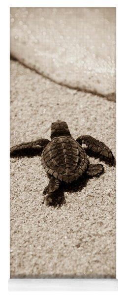 Baby Sea Turtle Yoga Mat