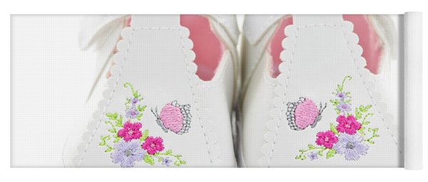Baby Shoes Yoga Mat