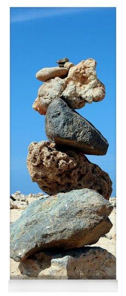 Balancing Act Yoga Mat