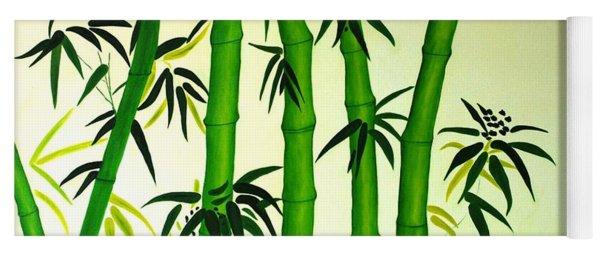 Bamboos Yoga Mat