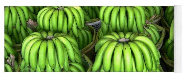 Banana Bunch Gathering Yoga Mat