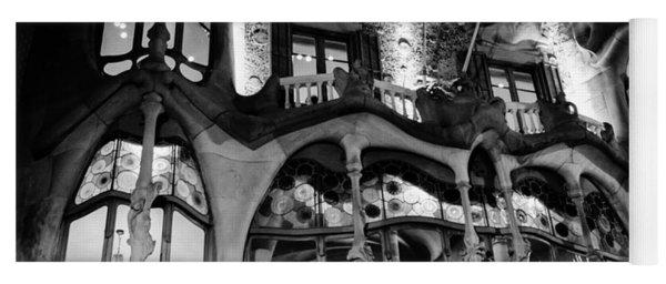 Barcelona - Casa Batllo Yoga Mat