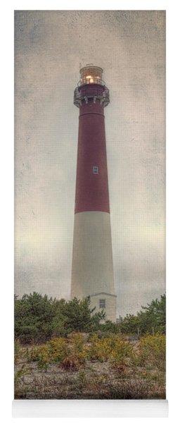 Barnegat Lighthouse Dawn Yoga Mat