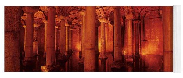 Basilica Cistern Yoga Mat