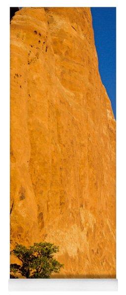 Basking In The Desert Sun Yoga Mat