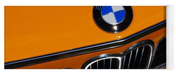Bavarian Auto Werkes Yoga Mat