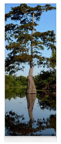 Bayou Reflections Yoga Mat