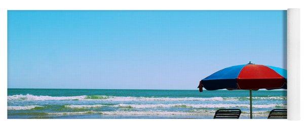 Beach Dreams Yoga Mat