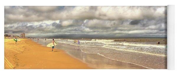 Beach Escape Yoga Mat