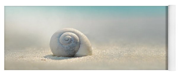 Beach House Yoga Mat
