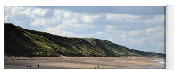 Beach - Saltburn Hills - Uk Yoga Mat