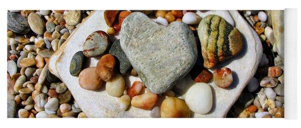Beach Treasures Yoga Mat