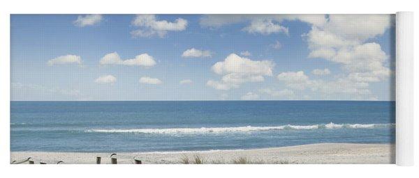 Beach Walk Yoga Mat