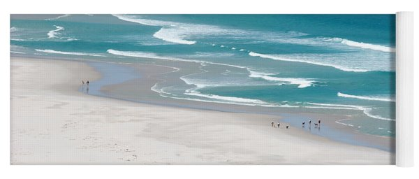 Beachscape Yoga Mat