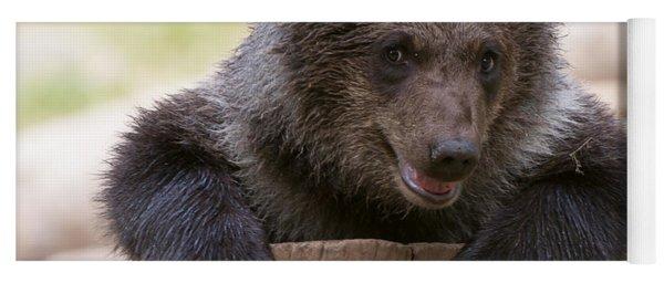 Bear Cub Yoga Mat