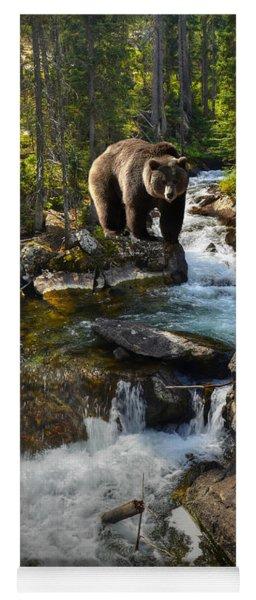 Bear Necessity Yoga Mat