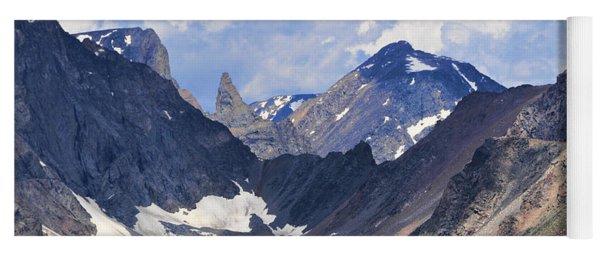 Beartooth Mountain Yoga Mat