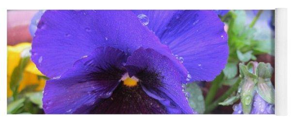 Beauties In The Rain Yoga Mat