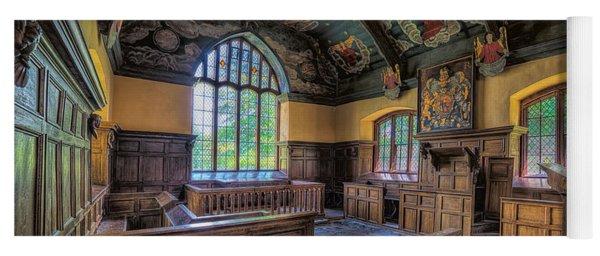 Beautiful 17th Century Chapel Yoga Mat