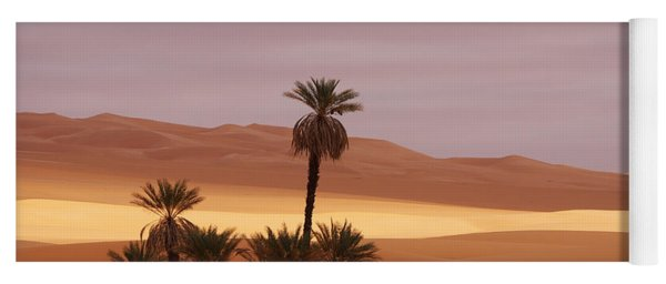 Beautiful Desert Yoga Mat
