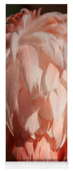 Beautiful Feathers Yoga Mat