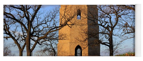 Beloit Historic Water Tower Yoga Mat
