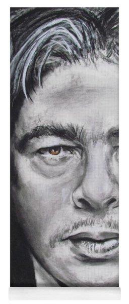 Benicio Del Toro Yoga Mat