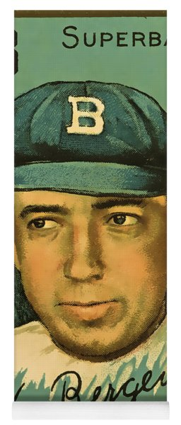 Bergen Brooklyn Dodgers Yoga Mat