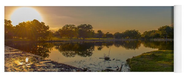 Berry Creek Sun Set Yoga Mat
