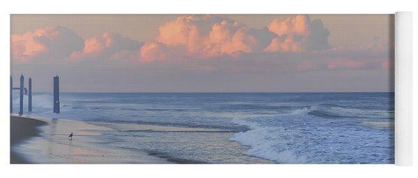 Better Days Ahead Seaside Heights Nj Yoga Mat