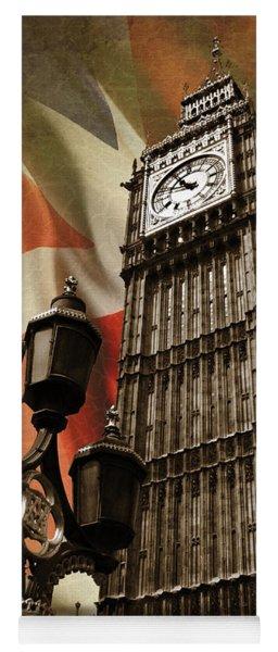 Big Ben London Yoga Mat