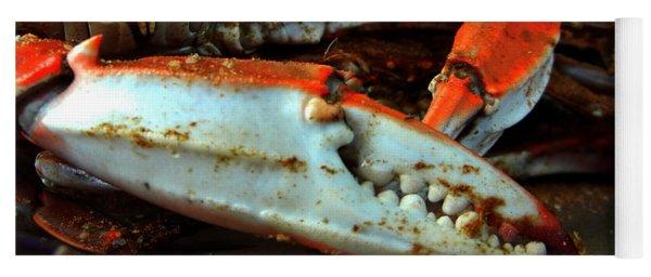 Big Crab Claw Yoga Mat