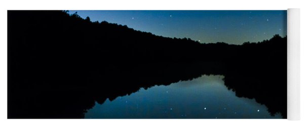 Big Dipper Reflection Yoga Mat