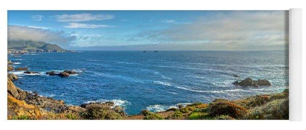 Big Sur Coast Pano 2 Yoga Mat