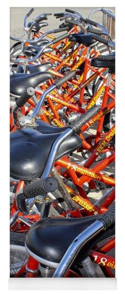 Bikes For Rent Yoga Mat